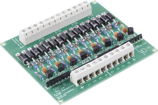 LDT Littfinski Daten Technik GBM-8-F Gleisbesetztmelder Baustein, ohne Kabel, ohne Stecker