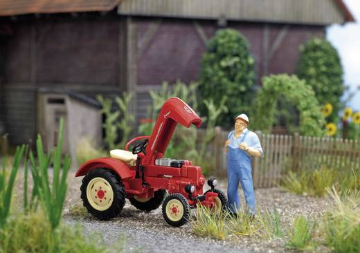 Busch 50000 H0 Porsche Traktor Junior K