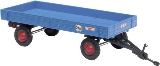 Busch 44976 H0 Landwirtschaftlicher Anhänger, Blau