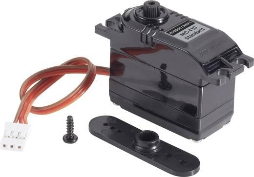 Modelcraft Standard-Servo BMS-410C Analog-Servo Getriebe-Material Kunststoff Stecksystem JR