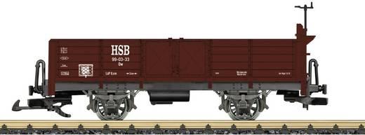 3er-Set offene Güterwagen der HSB