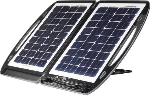 Solar-Batterieschutz Polykristalline Solarzelle, im Koffer 12 V, 24 V TPS- 936N-M