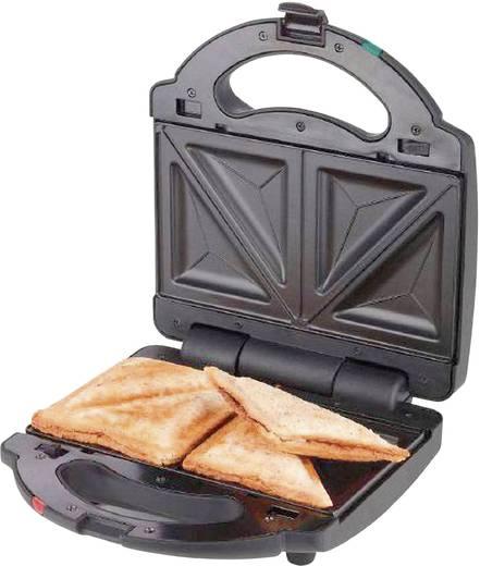 Sandwichmaker mit wechselbaren Platten Korona 47015 / 3-i-1 Schwarz