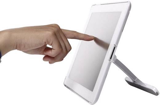 The Joy Factory Klick Tisch Ständer für Apple iPad 2, 3.Generation und neues iPad mit Retina Display (4.Generation) Weiß