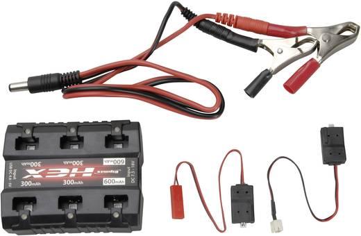 Modellbau-Ladegerät 12 V Ripmax Hex 6X LiPo