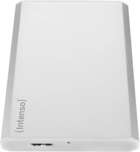 Externe Festplatte 6.35 cm (2.5 Zoll) 1 TB Intenso Memory Home 3.0 Silber USB 3.0