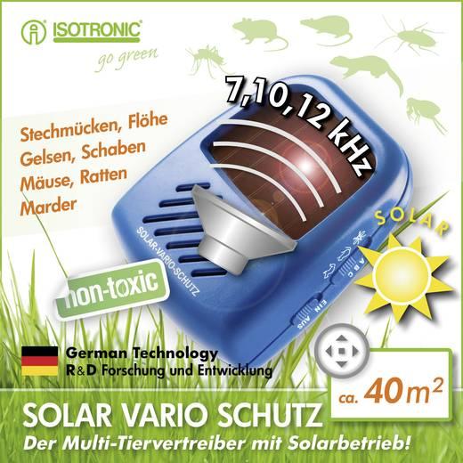 Isotronic Schädlingsvertreiber Solar-Vario Insektenvertreiber