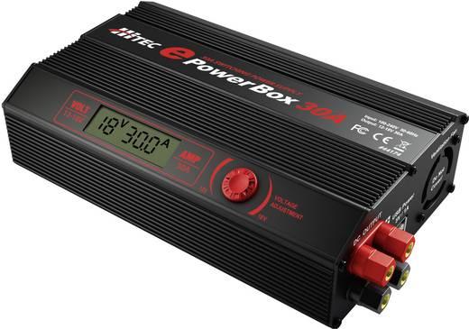 Modellbau-Netzteil regelbar Hitec EPowerbox 100 V/AC, 230 V/AC 30 A 540 W