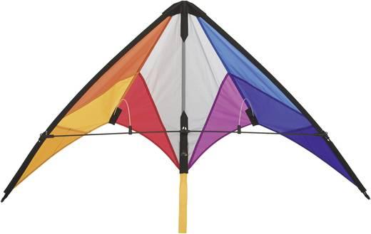 Sport-Lenkdrache HQ Calypso II Rainbow Spannweite 1100 mm Windstärken-Eignung 2 - 5 bft