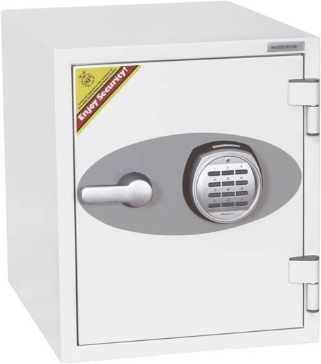 Feuerschutztresor Phoenix DS2001E Data Care wasserabweisend, feuerfest Zahlenschloss