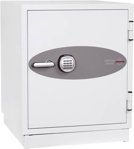 Datenschutztresor Phoenix DS2003E Datacare wasserabweisend, feuerfest Zahlenschloss