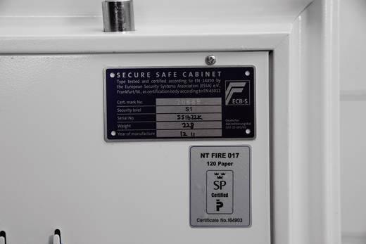 Einbruchschutztresor, Feuerschutztresor, Datenschutztresor Phoenix SS1622E Fire Fox Zahlenschloss