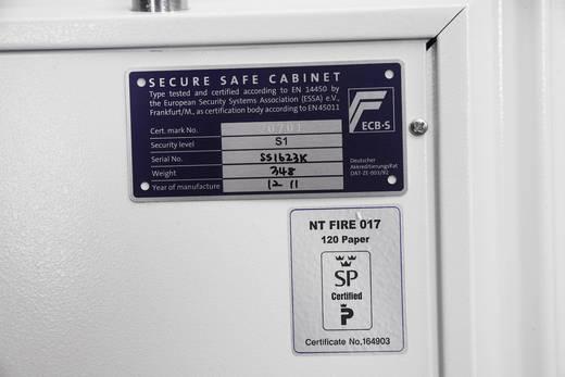 Einbruchschutztresor, Feuerschutztresor, Datenschutztresor Phoenix SS1623E Fire Fox Zahlenschloss