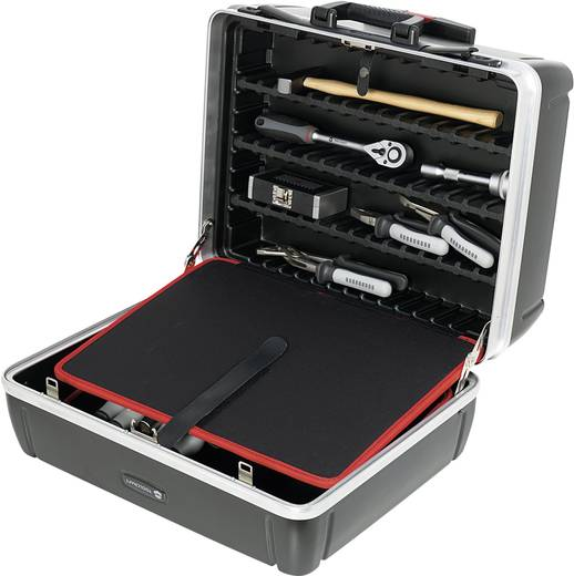Universal Werkzeugkoffer unbestückt TOOLCRAFT 405401 (L x B x H) 505 x 440 x 280 mm