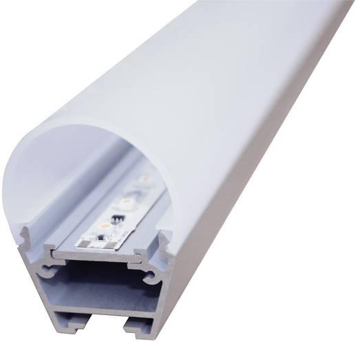 Profil Aluminium (L x B x H) 1000 x 36.02 x 25.92 mm Barthelme GARgano Grande Aluprofil 62399511
