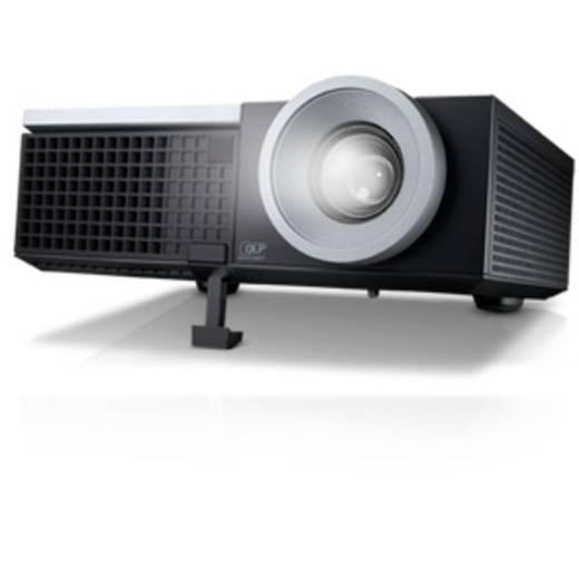 DLP Beamer Dell 4320 Helligkeit: 4300 lm 1280 x 800 WXGA 2000 : 1 Schwarz