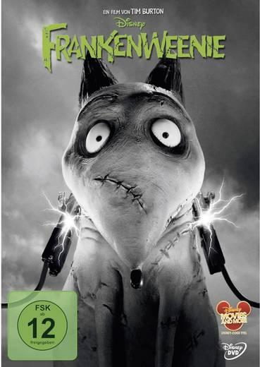 DVD Frankenweenie FSK: 12