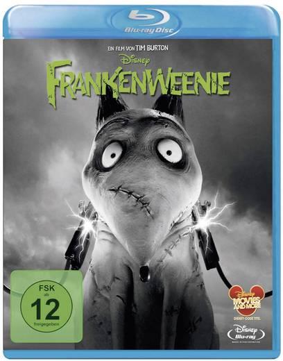 blu-ray Frankenweenie FSK: 12