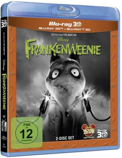 blu-ray 3D Frankenweenie (+ 2D Blu-ray) FSK: 12