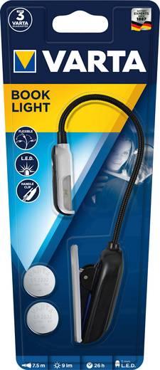 Buchleuchte LED Varta 16618101421 Booklight Schwarz