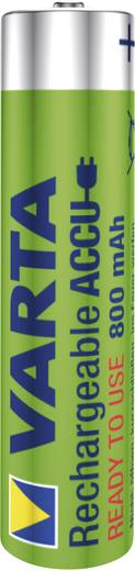 Micro (AAA)-Akku NiMH Varta Toy-Akku HR03 800 mAh 1.2 V 4 St.