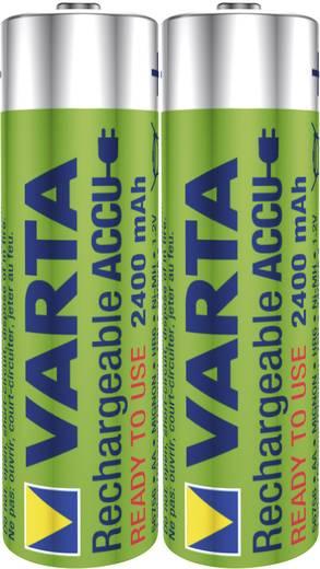 Mignon (AA)-Akku NiMH Varta Accu Toy HR06 2400 mAh 1.2 V 2 St.