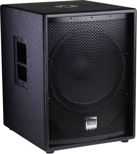 aktiver pa subwoofer 45 cm 18 zoll alto ts sub18 600 w 1 st. Black Bedroom Furniture Sets. Home Design Ideas