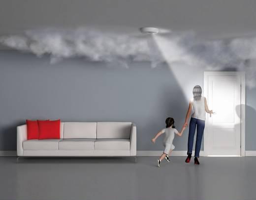 Rauchwarnmelder mit Notlicht Bosch F01U251799 batteriebetrieben