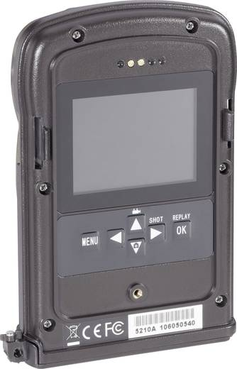 Renkforce IR12MP Wildkamera 12 Mio. Pixel Black LEDs Camouflage