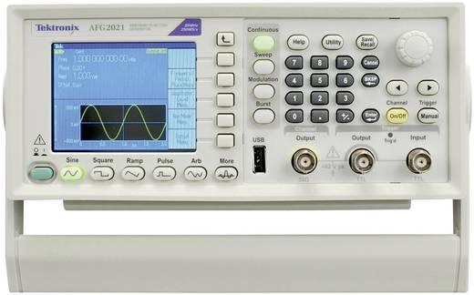 Tektronix AFG2021 Arbiträrer Funktionsgenerator, Frequenzbereich 1 µHz - 20 MHz, Kanäle 1