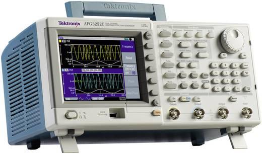 Tektronix AFG3102C Arbiträrer Funktionsgenerator, Frequenzbereich 1 µHz - 100 MHz, Kanäle 2 - ISO kalibriert