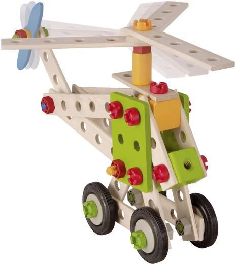 Bauteilset Heros Constructor Anzahl Teile: 120 Anzahl Modelle: 4 Altersklasse: ab 5 Jahre