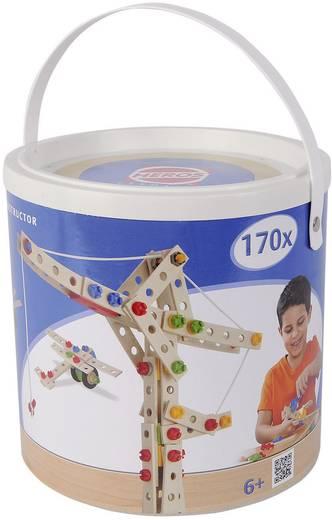 Bauteilset Heros Constructor Anzahl Teile: 170 Anzahl Modelle: 9 Altersklasse: ab 6 Jahre
