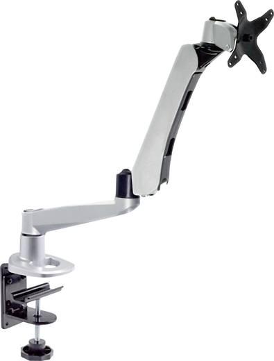 Xergo SuperFlex Monitorhalter, Tischmontage mit Gasdruck-Technik mit Grommet- und C-Klemme