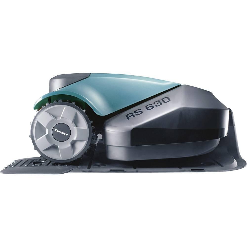 robot tondeuse gazon robomow rs 630 sur le site internet conrad 406313. Black Bedroom Furniture Sets. Home Design Ideas