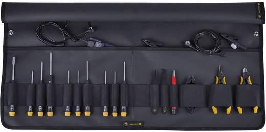 ESD Werkzeugset in Tasche 16teilig Bernstein 2300
