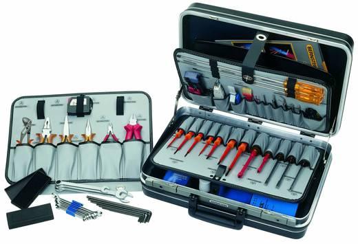 Universal Werkzeugkoffer unbestückt Bernstein TELEDATA 6715 (L x B x H) 470 x 340 x 170 mm