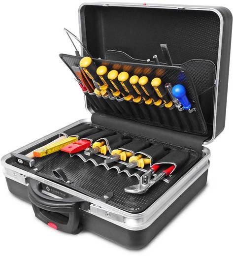 Elektriker Werkzeugkoffer bestückt 32teilig Bernstein COMPACT MOBIL 7200 (L x B x H) 500 x 400 x 200 mm