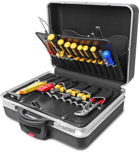 Universal Werkzeugkoffer unbestückt Bernstein COMPACT-MOBIL 7215 (L x B x H) 500 x 400 x 200 mm