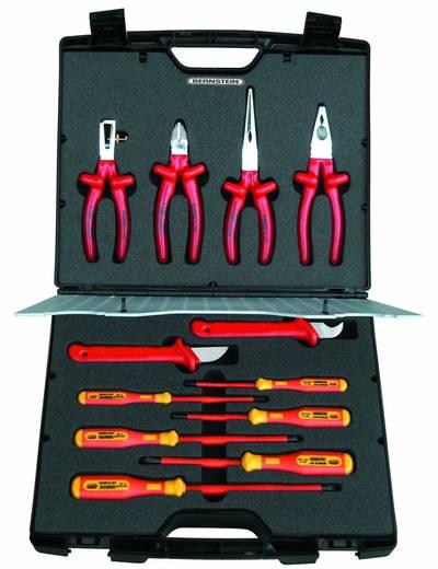 VDE Werkzeugset im Koffer 12teilig Bernstein 8160 VDE