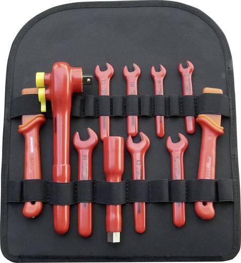 VDE Werkzeugrucksack bestückt 22teilig Bernstein GLOBETROTTER 8300 VDE (L x B x H) 350 x 430 x 230 mm