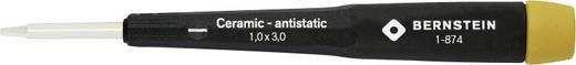 Abgleichschraubendreher mit Keramik-Klinge, Kreuz 2,40 x 0,80 mm Bernstein 1-867