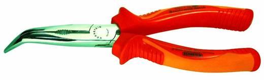 VDE Telefonzange 45° gebogen 205 mm Bernstein 3-255 VDE