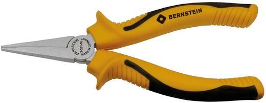 Elektronik- u. Feinmechanik Flachzange Gerade 140 mm Bernstein 3-531-1