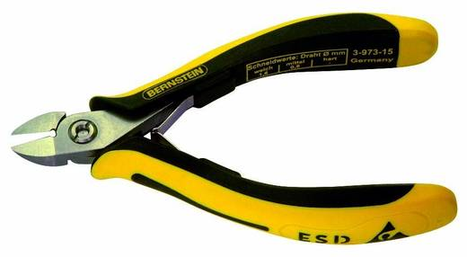 ESD Seitenschneider ohne Facette 125 mm Bernstein TECHNICline 3-973-15