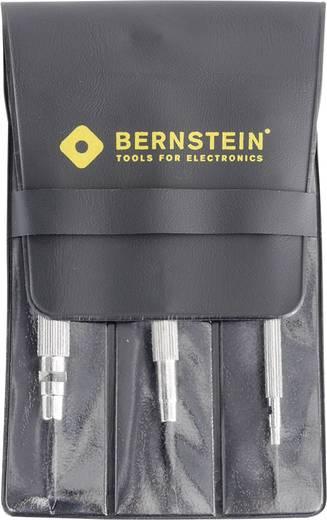 Uhrmacher-Schraubendreher-Satz 3teilig Größe: 0 Klingenbreite: 1.5 mm, 2.5 mm Bernstein 4-360