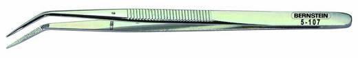 Präzisionspinzette Spitz, gebogen 150 mm Bernstein 5-107
