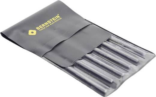 Nadelfeilen-Set, im Kunststoffetui 6tlg. Bernstein 5-210 140 mm