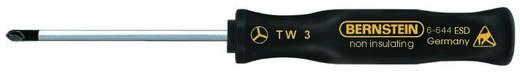 ESD Tri-Wing-Schraubendreher Bernstein Größe TW 4 Klingenlänge: 70 mm