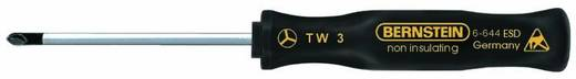 ESD Tri-Wing-Schraubendreher Bernstein Größe TW 5 Klingenlänge: 70 mm